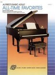 Alfred's Basic Adult Piano Course All-Time Favorites, Bk 1