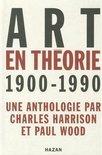 Art En Theorie 1900-1990