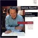 Brahms: Two Piano Concertos, etc / Kuerti, Rescigno