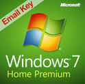 Microsoft Windows 7 Home Premium/Licentie/Download/ Engels  32/64 Bits  OEM