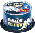Maxell CD-R 80min/700MB 25 stuks op spindel