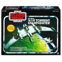 Vintage Class II V-19 Torrent Starfighter Clone Wars