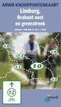 ANWB Knoopppuntenkaart / Limburg, Brabant Oost & grensstreek