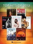 Top Hits of 2013 Easy Piano Songbook