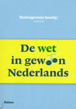 De wet in gewoon Nederlands