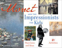 Monet and the Impressionists for Kids (ebook)