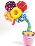 Lamaze Licht- En Geluidbloem In Pot