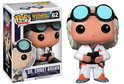 Funko: Pop Back to the Future Doc Brown Vinyl