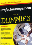 Voor Dummies - Projectmanagement voor Dummies