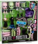 Monster High Create-A-Monster Heks en Kat