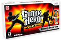 Guitar Hero: World Tour + Gitaar