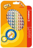 Stabilo EASYcolors 12 Stuks Links
