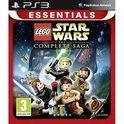 LEGO, Star Wars, The Complete Saga (Essentials)  PS3