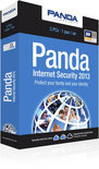 Panda Internet Security 2013 - Nederlands / Frans / 3 Gebruikers