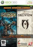 Bioshock + Oblivion Double Pack