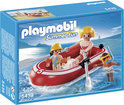 Playmobil Toeristen met Rubberboot - 5439