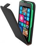 Mobiparts Premium Flip Case Nokia Lumia 630 / 635 Black