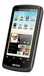 Archos Internet Tablet met Wi-Fi 4 GB - Zwart