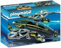 Playmobil Mega Masters Twincopter - 5287
