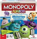 Monopoly Junior - Monsters University - Bordspel