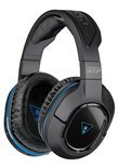 Turtle Beach Ear Force Stealth 500P DTS 7.1 Virtueel Surround Wireless Gaming Headset - Zwart (PS4 + PS3 + Mobile)