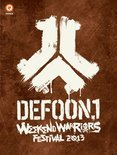 Various - Defqon 2013 Weekend Warriors Dvd-Bl