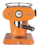 Espressoapparaat illy X1 Trio - Oranje (voor E.S.E. Servings)