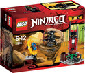 LEGO Ninjago Spinner Ninja Training - 2516