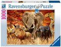 Ravensburger Big Five - Puzzel - 1000 stukjes