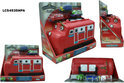Chuggington - Wilson Draag- en Opbergkoffer met 3 treinen