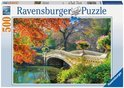 Romantic Bridge 500 PC Puzzle