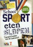 School sport eten slapen