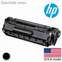 Remanufactured Toner, vervanger voor de HP 15X (C7115X) Toner Cartridge Zwart 3500 pagina's XL