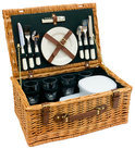 Traditional Picnics Picknickmand Hunter 4p