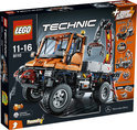 LEGO Technic Unimog U400 - 8110