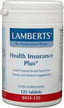 Lamberts Health Insurance Plus - 125 Tabletten - Multivitamine