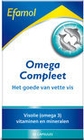 Efamol Omega Compleet - 30 Capsules
