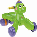 Fisher-Price 2-In-1 Leren Lopen Dino