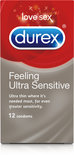 Durex Feeling Ultra Sensitive - 12 stuks - Condooms