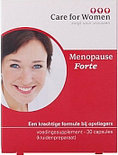 Care for Women Menopauze Forte - 60 Capsules - Voedingssupplementen