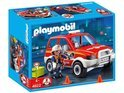 Playmobil Brandweer Interventiewagen - 4822
