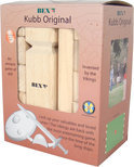 Kubb Viking Original Rubberhout