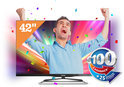 Philips 42PFL6907 - 3D LED TV - 42 inch - Full HD - Internet TV