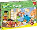 Jumbo Sesamstraat - Puzzel - 4x 50 stukjes