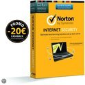 Symantec Norton Internet Security 21.0 - Nederlands / 1 Gebruiker / 3 Licenties