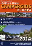 Campergids facile-en-route Europa  / 2014