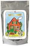 Blond Amsterdam Tea card 'new home' (groene thee citroen)
