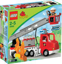 LEGO Duplo Ville Brandweerwagen - 5682