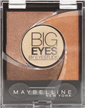 Maybelline Big Eyes - 01 Luminous Brown - Bruin - Oogschaduw