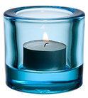 Iittala Kivi - Theelichthouder 6 cm - Lichtblauw